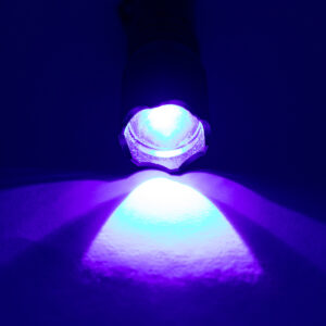 4-color flashlight (blue)