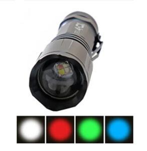 4-color flashlight (4 colors)